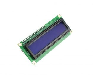 LCD1602 Parallel LCD Display with IIC I2C interface -ROBU.IN