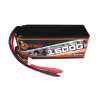 Orange 16000mAh 6S 25C/50C Lithium Polymer Battery Pack (LiPo)