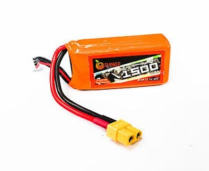 ORANGE 1500MAH 4S 100C/200C LITHIUM POLYMER BATTERY PACK (LIPO)ORANGE 1500MAH 4S 100C/200C LITHIUM POLYMER BATTERY PACK (LIPO)