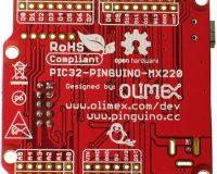 Olimex PIC32-PINGUINO-MX220