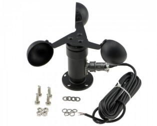 Wind Speed Sensor Voltage Type(0-5V) Anemometer Kit