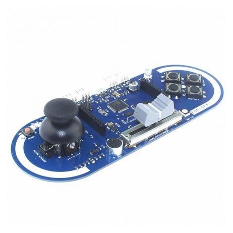 ESPLORA Joystick Photosensitive Sensor Board Compatible with Arduino (Supports LCD)