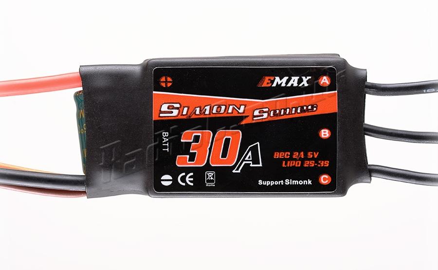 Emax Simon K Series Multirotor 30A Brushless ESC (Original)