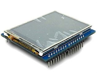 28 TFT Touch Shield for Arduino 28 ID: 376 - 5900
