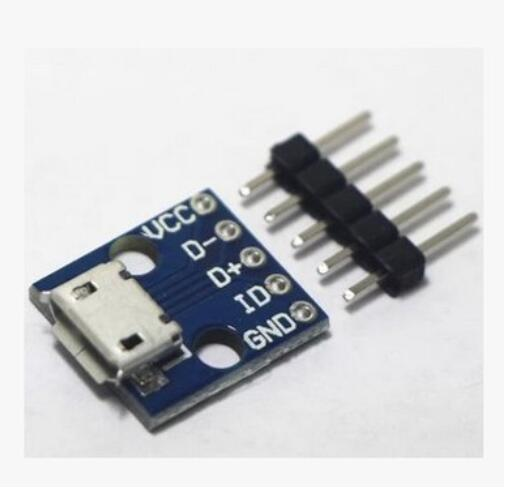 MCU-Micro USB Breadboard 5V Power Supply Module-2pcs