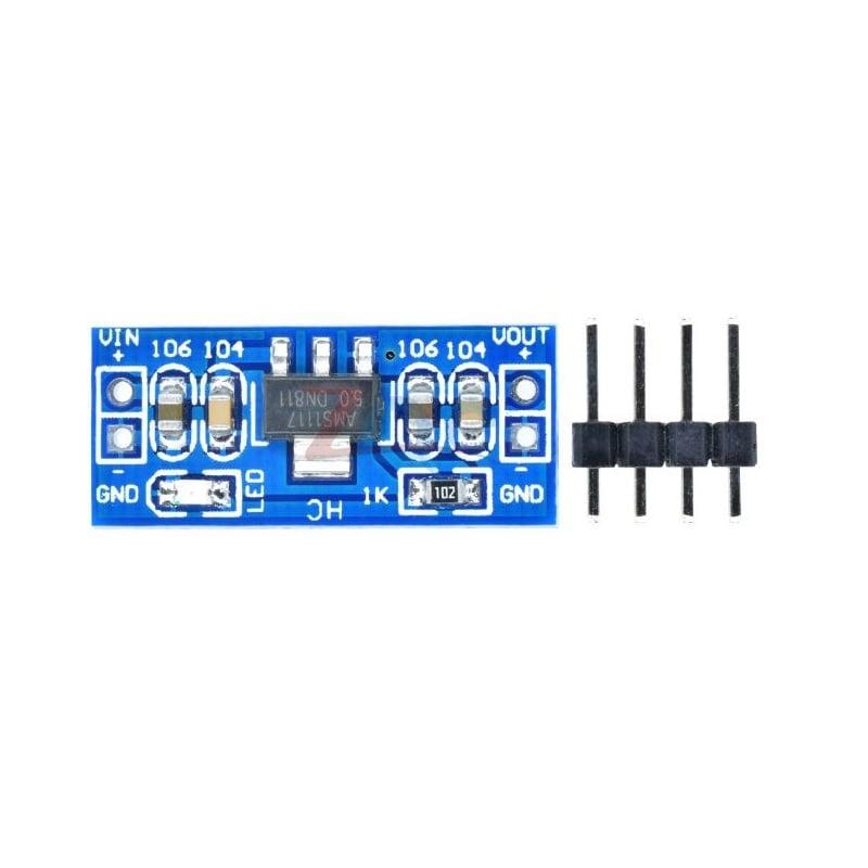 AMS1117 5V Step-Down Power Supply Module