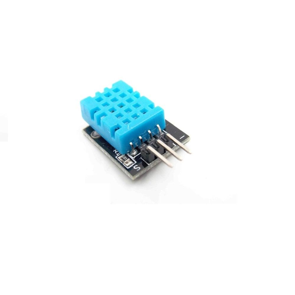 DHT11 Digital Relative Humidity & Temperature Sensor Module- ROBU.IN