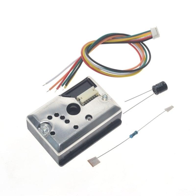 PM2.5 GP2Y1010AU0F Dust Smoke Particle Sensor