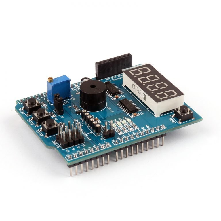 Multifunction Shield For Arduino Uno / Leonardo