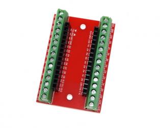NANO IO Shield Expansion Board For Arduino Screw Terminals