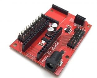 Nano IO Expansion Shield for Arduino NANO 328P