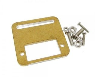 Servo Mount Holder Bracket For SG90/MG90-2pcs