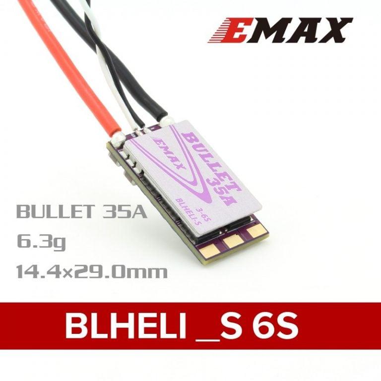 Emax Bullet Series 35A ESC (BLHELI_S) with Oneshot (Original)