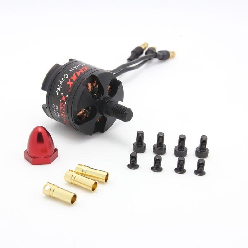 EMAX MT2213 935KV Brushless DC Motor & Accessories