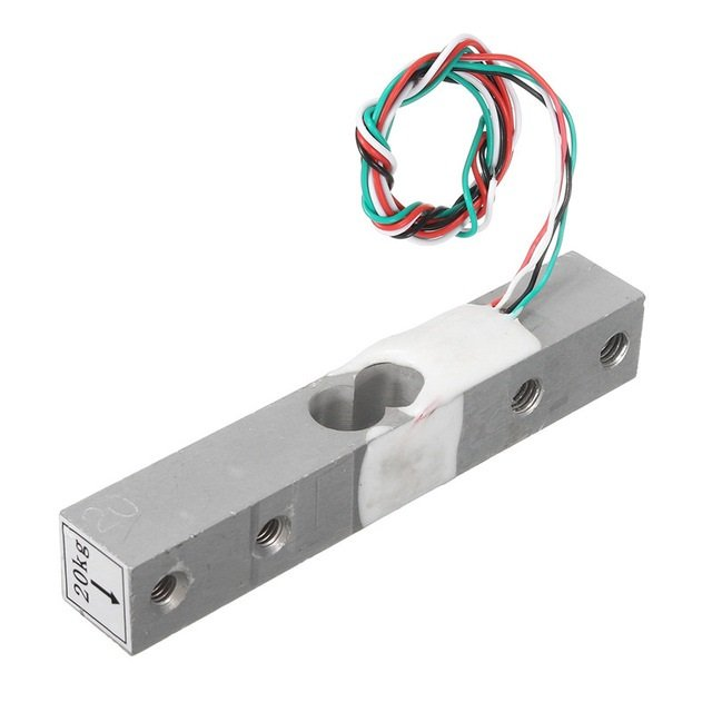 YZC-133 Weighing Load Cell Sensor 20kg For Electronic Weighing Scale
