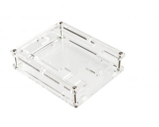 Transparent Acrylic Case Shell Enclosure Gloss Box For Arduino UNO R3