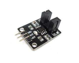 Correlation photoelectric Infrared count sensor module