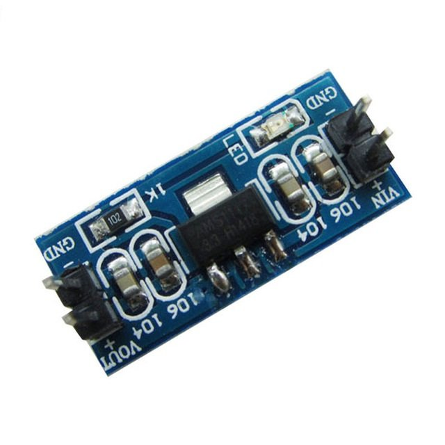AMS1117 5V Step-Down Power Supply Module