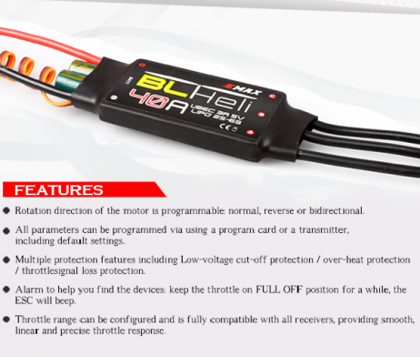 Emax BLHeli Series 12A ESC with Oneshot (Original)