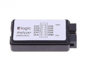 USB Logic Analyze 24M 8CH, MCU ARM FPGA DSP Debug Tool