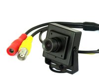 1000TVL CMOS 3.6mm Lens FPV Mini Camera