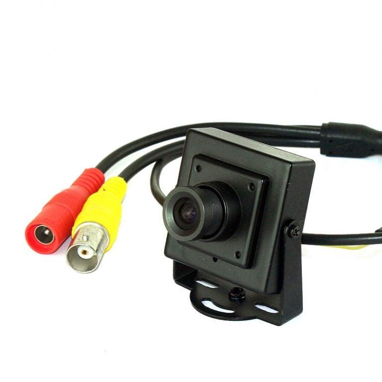 1000TVL CMOS 3.6mm Lens FPV Mini Camera