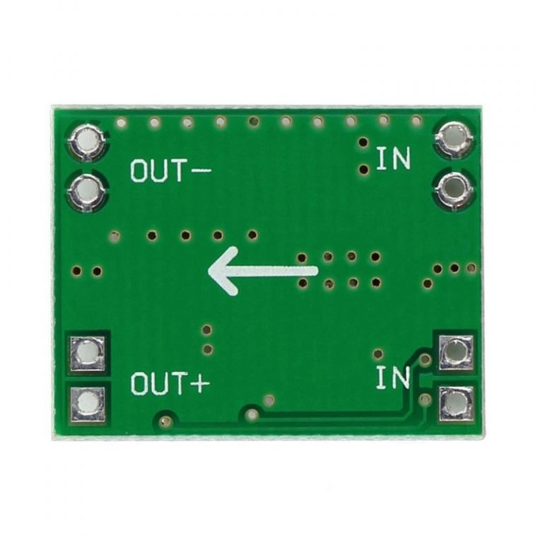 Mini MP1584 DC-DC 3A Adjustable Buck module (Robu.in)