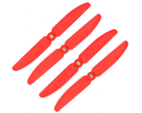 Orange HD Propellers 5030(5X3.0) Glass Fiber Nylon Props Red 2CW+2CCW-2pairs