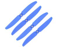 Orange HD Propellers 5030(5X3.0) Glass Fiber Nylon Props Dark-Blue 2CW+2CCW-2pairs