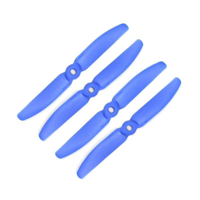 Orange HD Propellers 5040(5X4.0) Glass Fiber Nylon Prop 2CW+2CCW-2pairs Dark-Blue