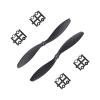 Orange HD Propellers 9047(9X4.7) Carbon Nylon Black 1CW+1CCW-1pair