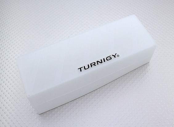 Turnigy Soft Silicone Lipo Battery Protector (3000-4200mAh 3s-4S Clear) 148x51x37mm