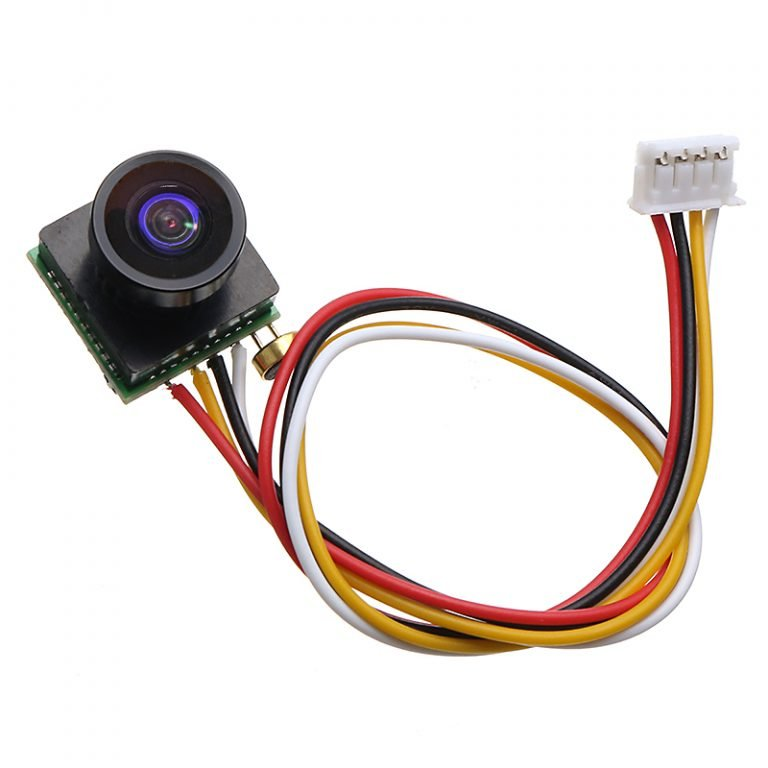 600TVL 170 Degree Mini FPV Camera with Audio (1)