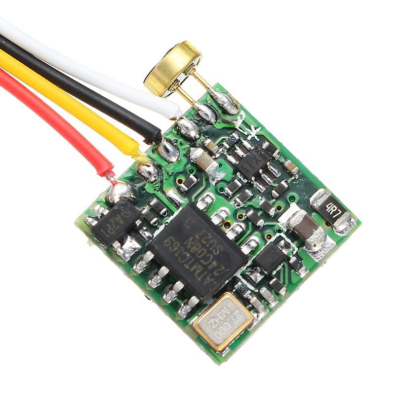 600TVL 170 Degree Mini FPV Camera with Audio (1)