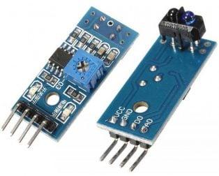 TCRT 5000 Dual Channel Line Tracking sensor (Robu.in)