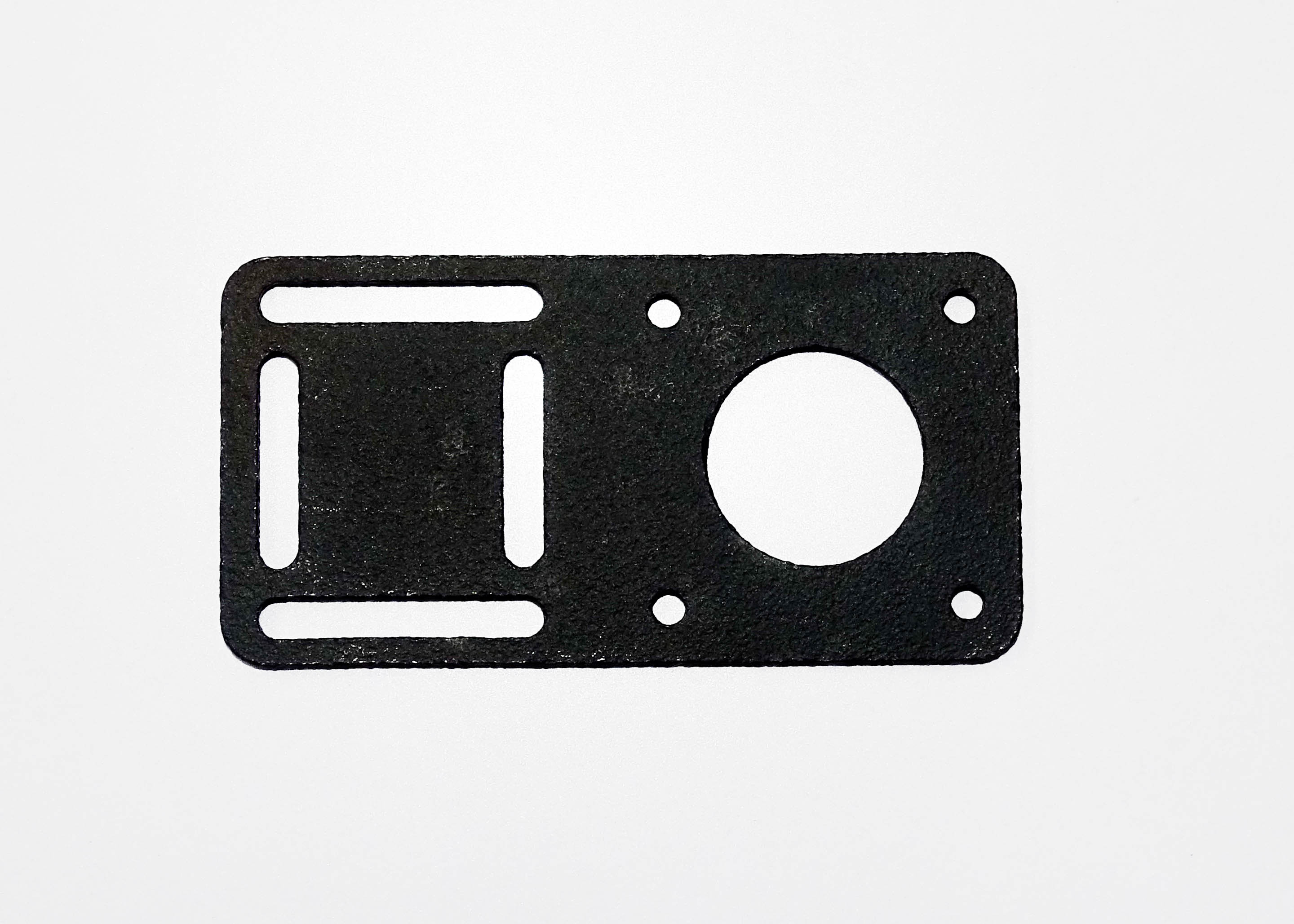 EasyMech Bracket For NEMA 17 Stepper Motor - STRAIGHT
