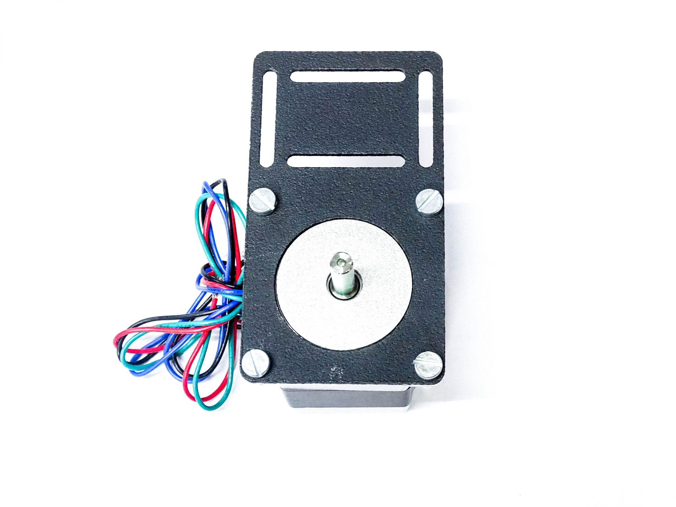 EasyMech Bracket For NEMA23 Stepper Motor - StraightEasyMech Bracket For NEMA23 Stepper Motor - Straight