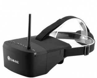 Eachine EV800 FPV Video Goggles 5.8G 40CH with Build In Battery