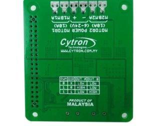 HAT-MDD10 CYTRON DRIVER
