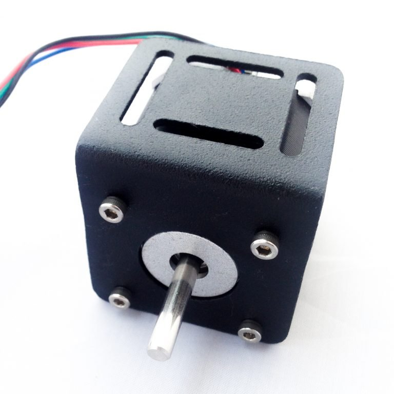 EasyMech Bracket for NEMA 17 Stepper Motor - BENDEasyMech Bracket for NEMA 17 Stepper Motor - BEND