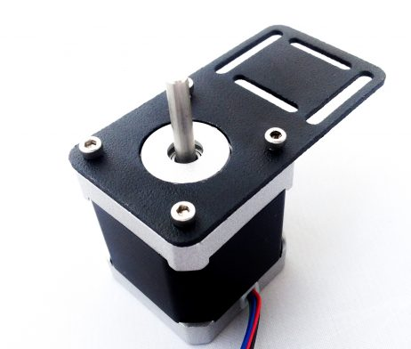 EasyMech Bracket For NEMA 17 Stepper Motor – STRAIGHT