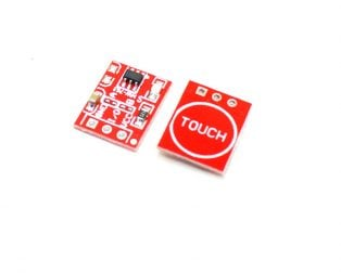 TTP223 Touch Key Module - 2Pcs