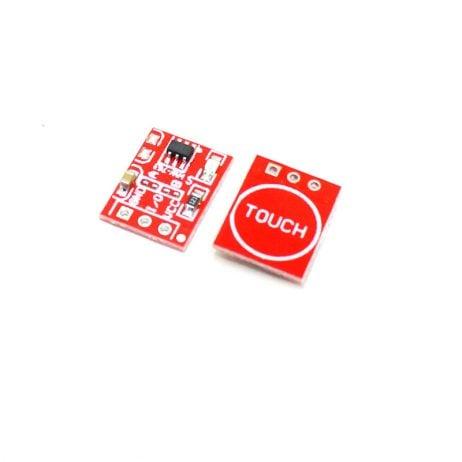 TTP223 Touch Key Module - 2Pcs