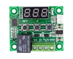 XH W1209 12V Digital Temperature Controller Module W/ Display and NTC Temp Sensor