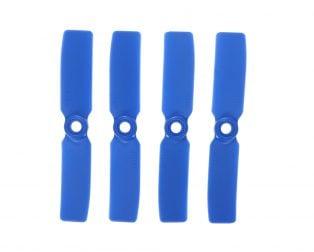 Orange HD Propellers 6040(6X4.0) Glass Fiber Nylon Bullnose 2CW+2CCW-2pairs Dark-blue
