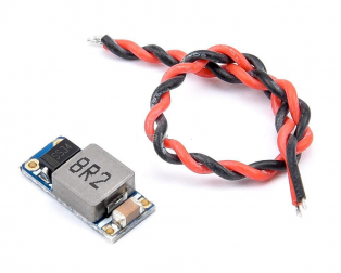 RTF LC / L-C Power Filter LC-FILTER 3A 2-4S Lipo for FPV works & Immersion RC orange RX