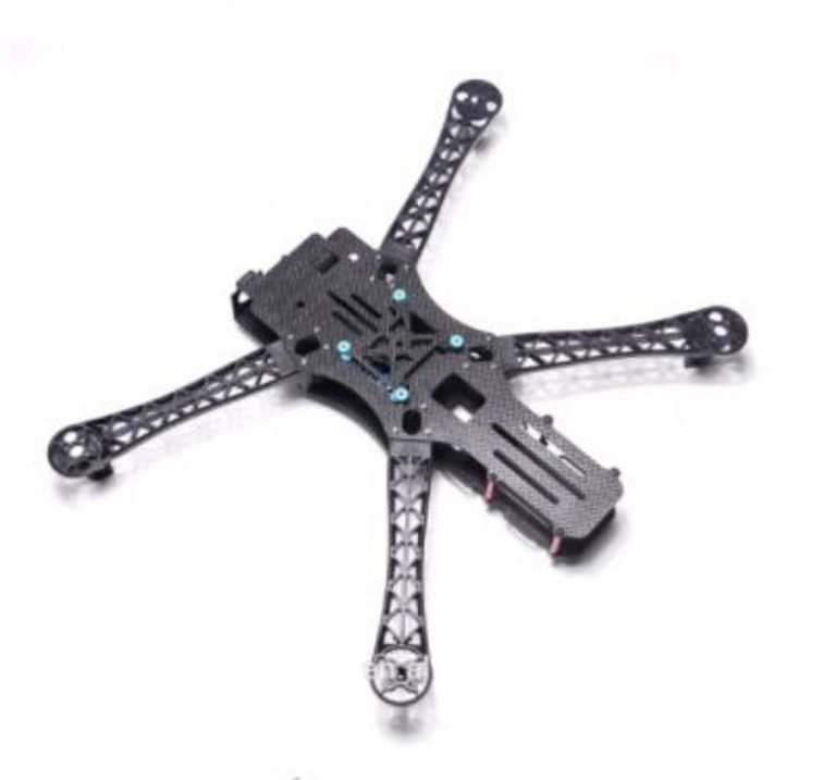 TBS 500 Carbon fiber frame KIT - High Quality