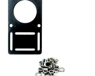 EasyMech Bracket For NEMA23 Stepper Motor - Straight