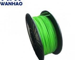 WANHAO GREEN ABS 1.75 MM 1 KG FILAMENT FOR 3D PRINTER - PREMIUM QUALITY
