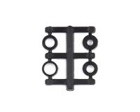 8045(80x4.5) SF Propellers Black 1CW+1CCW-1pair